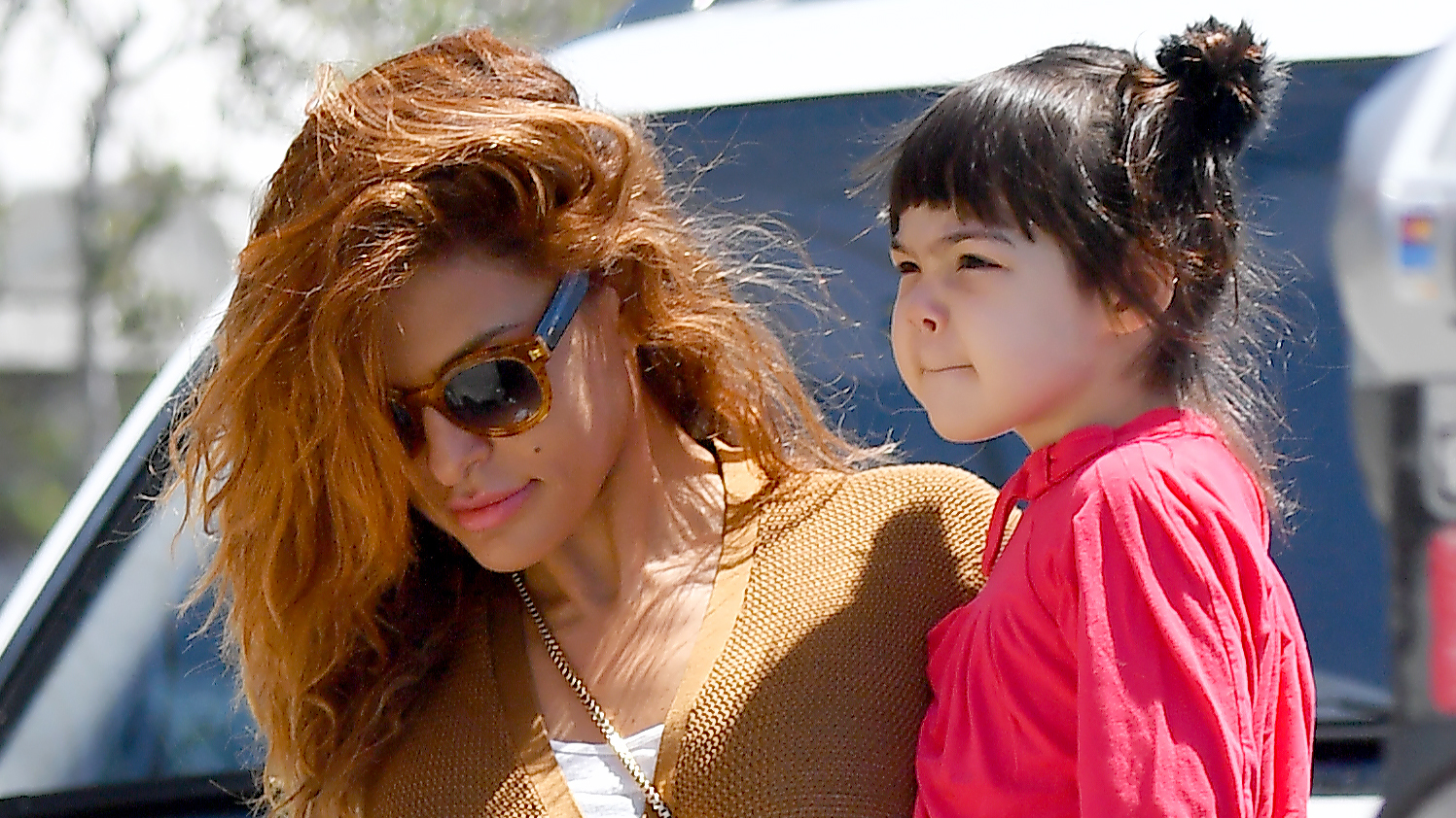 Eva Mendes and Ryan Gosling's Daughters Are So Grown Up — Photos!