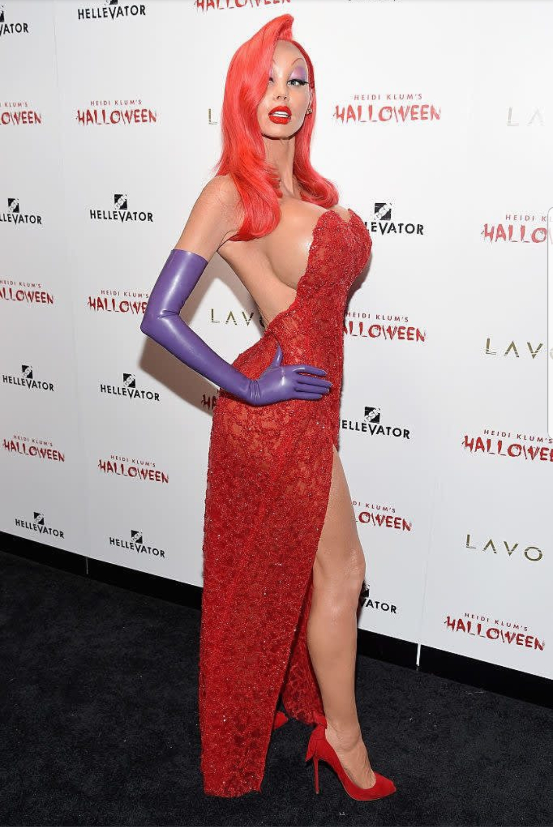 Image result for Jessica Rabbit real pic