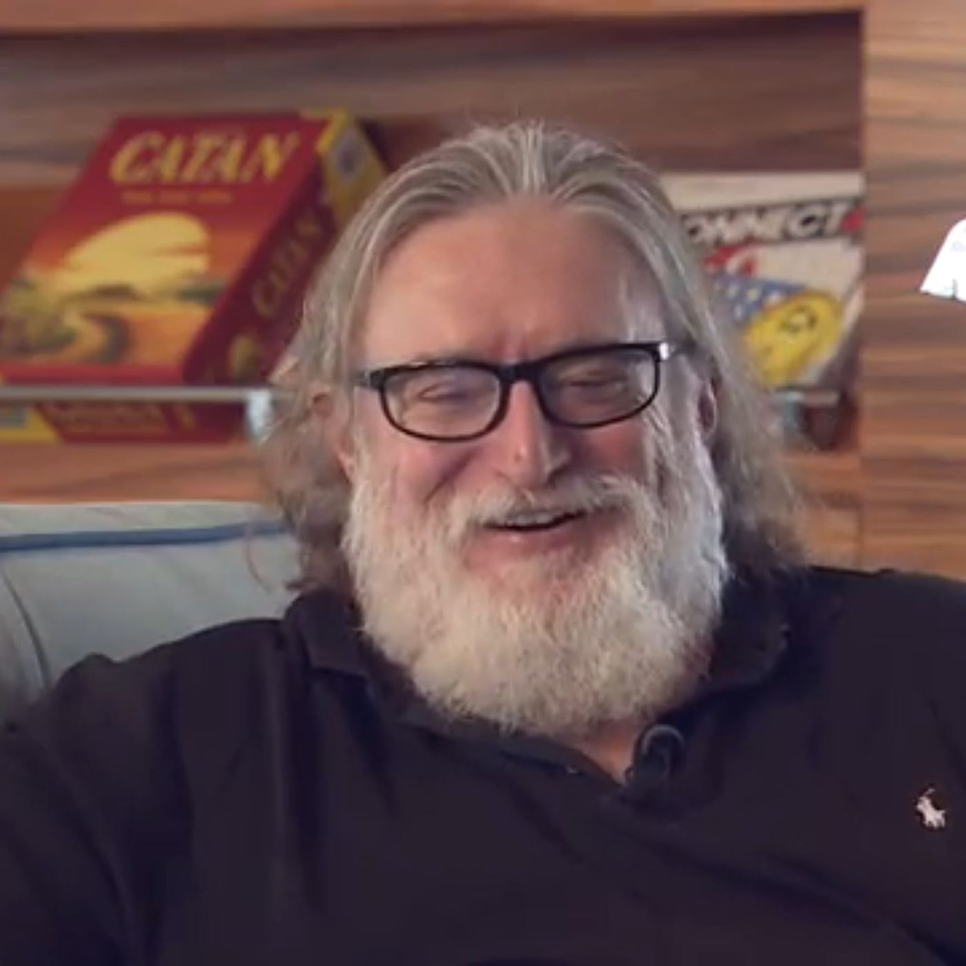 Image result for Gabe Newell